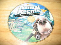 Animal Agents PC CD-ROM for Windows XP and Vista Masque 2008