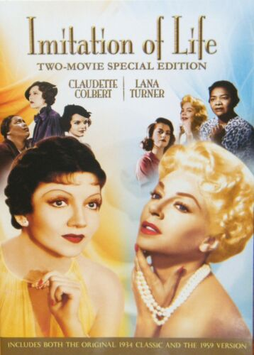 Imitation of Life - Two Movie Collection (2-Disc WS & FS DVD) Turner & Colbert