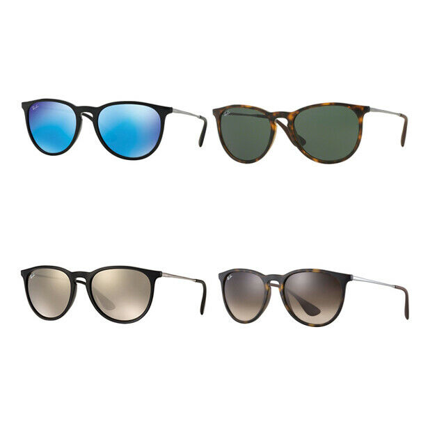 709f28945b6a0 Details about Ray-Ban RB4171 Erika Women s 54mm Sunglasses (Choice of  Color!)