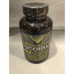 Absonutrix Fucoidan Max Strength 500mg Pure Brown Sea Weed Extract 120 Capsules
