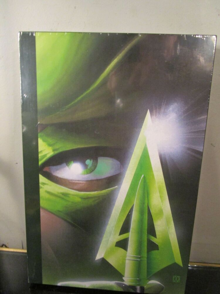 Absolute Green Arrow By Kevin Smith Hardcover Ebay