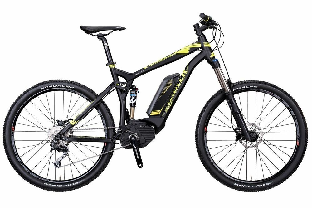 nouveau kreidler lectrique mtb fully v lo 27 5 las vegas bosch cx 500wh deore 2017 ebay. Black Bedroom Furniture Sets. Home Design Ideas