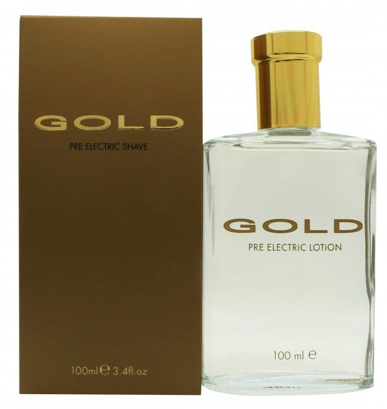 Yardley Gold Pre Electric Shaving Lotion 100ml Men S For Him New