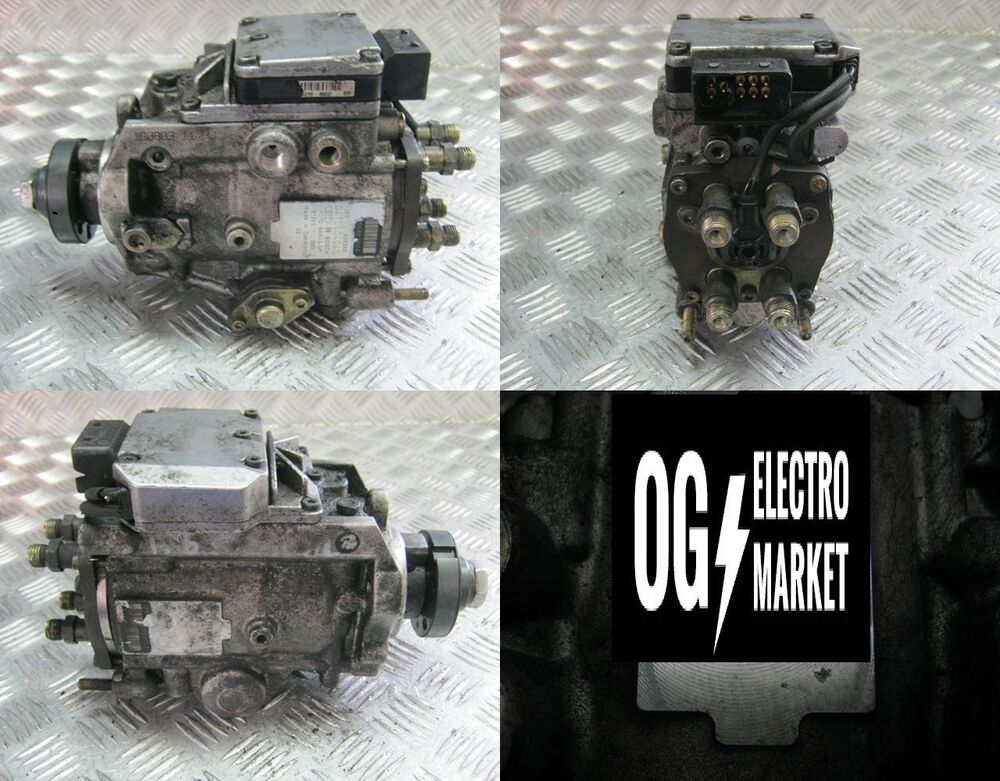 ford transit injection pump hochdruckpumpe 0470504040 | ebay