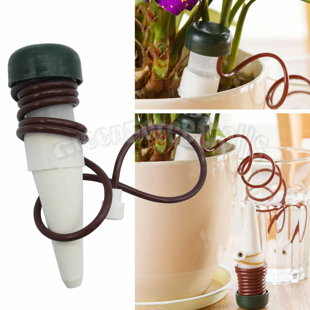 Automatic Self Watering System Flower Plant Water Drip ...