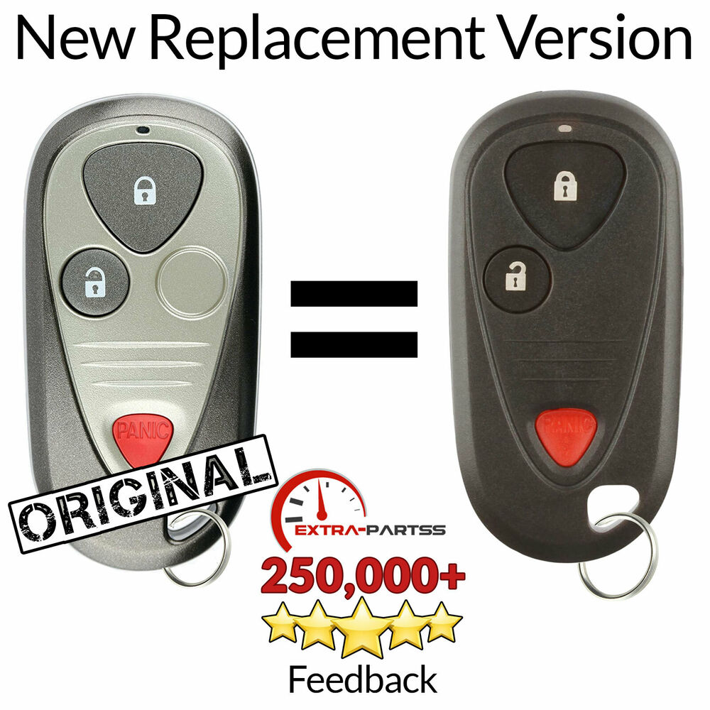For E4EG8D-444H-A Acura MDX Keyless Entry Remote Car Key