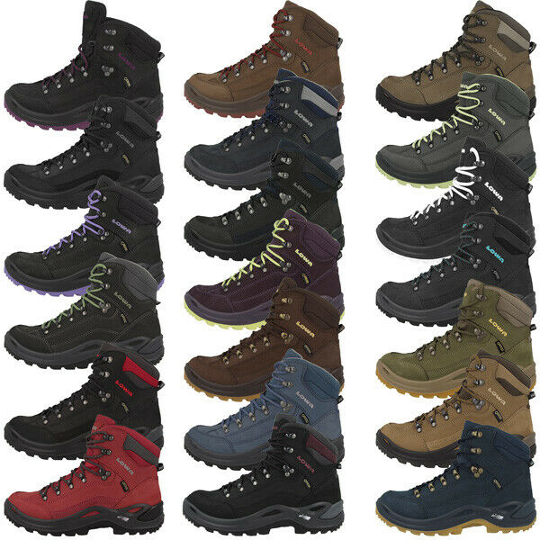 lowa renegade gtx mid women gore tex damen ootdoor schuhe. Black Bedroom Furniture Sets. Home Design Ideas