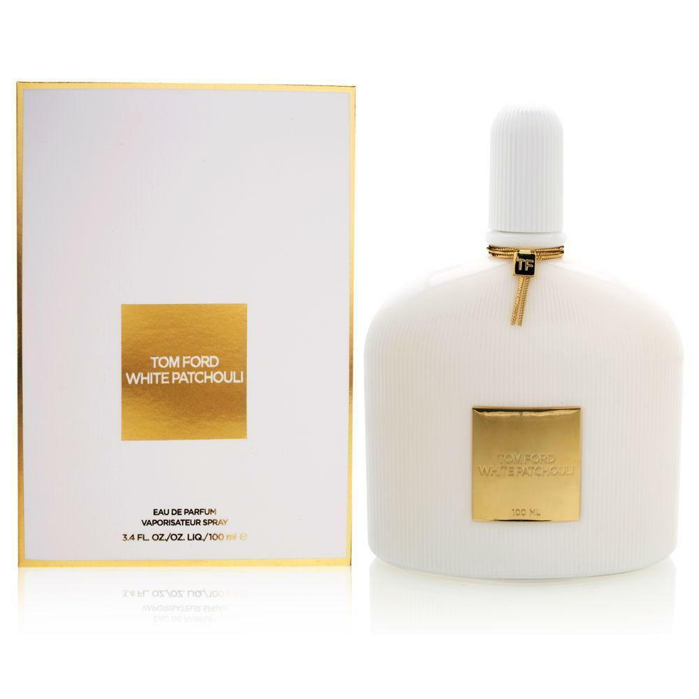 f056ad75cb54 Details about WHITE PATCHOULI by Tom Ford for women 3.4 oz 3.3 edp New in  Box