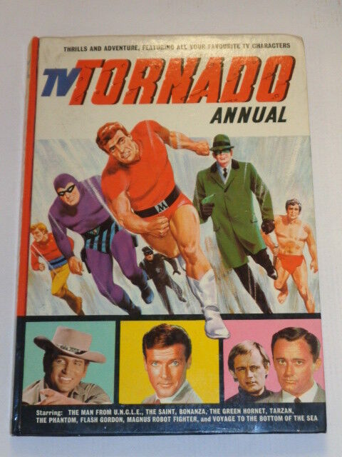 59a54899 TV TORNADO 1967 BRITISH ANNUAL PHANTOM JARROLD AND SONS HARDBACK< | eBay