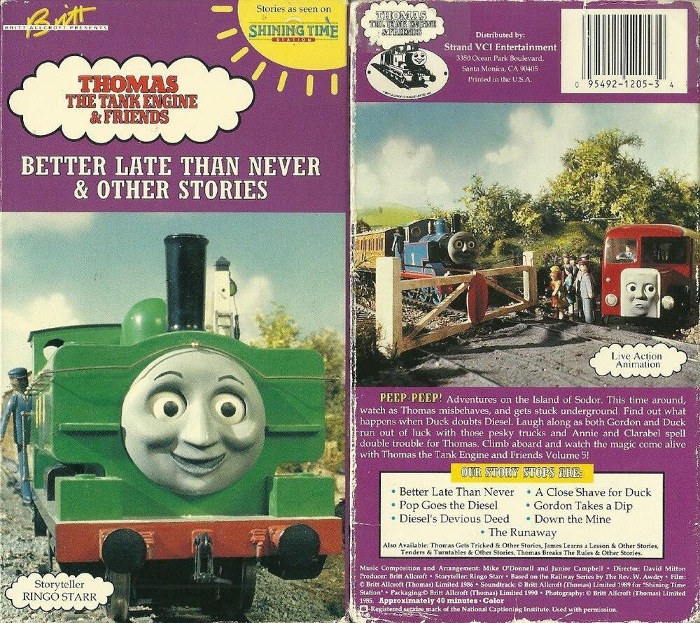 thomas the train story pdf
