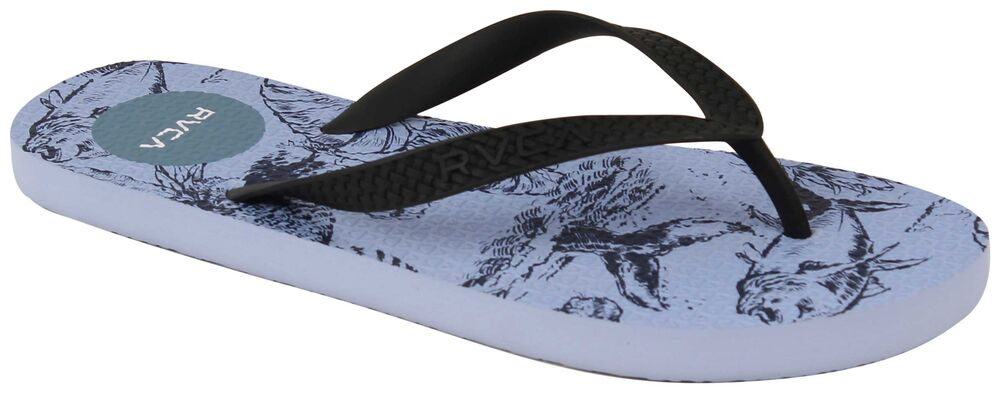 RVCA Sleeper Sandal - Deja Blue - New