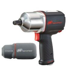 Ingersoll Rand 2135QXPA 1/2'' Dr. Quiet Impact Wrench w/ FREE Boot!