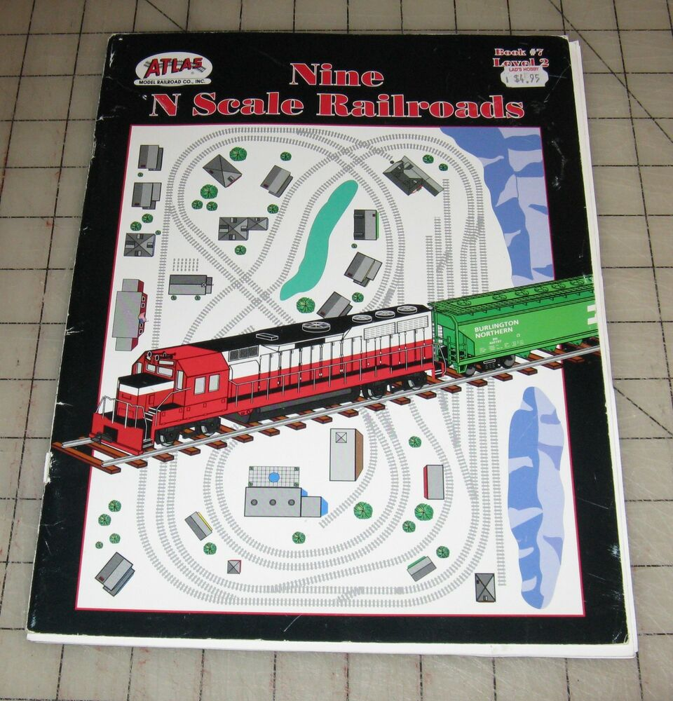 Swell Books Guides Model Railroads Trains Atlas Complete Atlas Wiring Wiring 101 Akebretraxxcnl