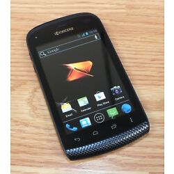 Kyпить Kyocera Boost Mobile Touchscreen Style Fake Screen Dummy Phone Only **READ!**  на еВаy.соm