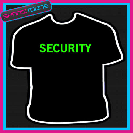 img-SECURITY ADULTS MENS T SHIRT