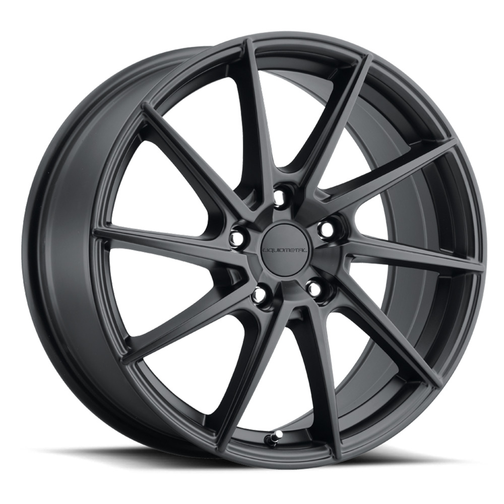 2 18x8 40 5x120 vision shadow black wheels rims 18 inch 59142 ebay. Black Bedroom Furniture Sets. Home Design Ideas