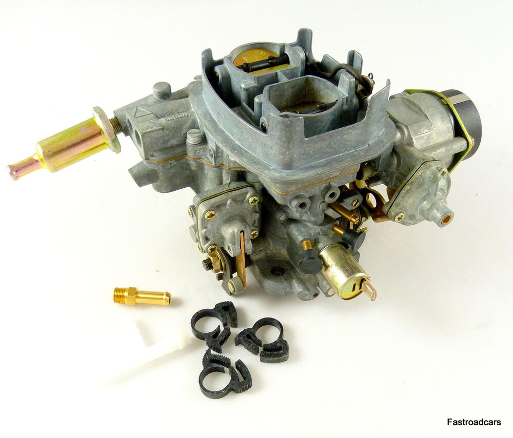 FORD FIESTA XR2 CVH UP TO 1986 WEBER 32/34 DFT CARB