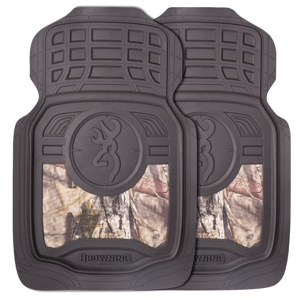 collections floor browning camo steering all seat back mats lifestyle covers cover low wheel auto mat