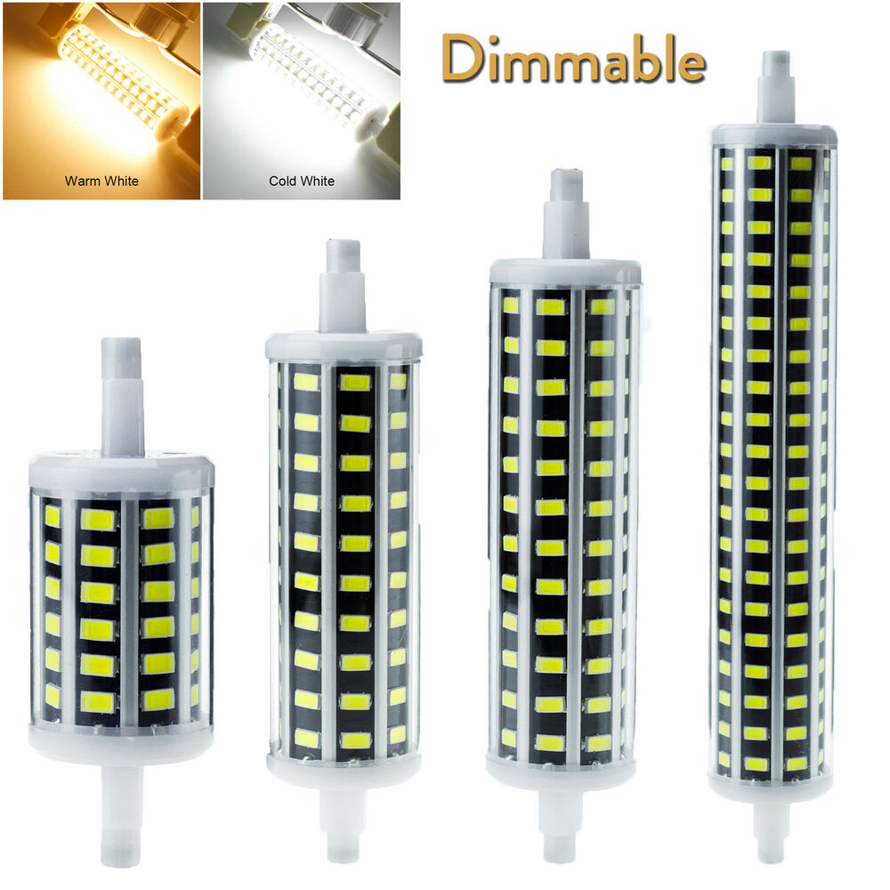 Dimmable led r7s flood light bulbs 5733smd j189 j135 j118 for R7s led 78mm 20w