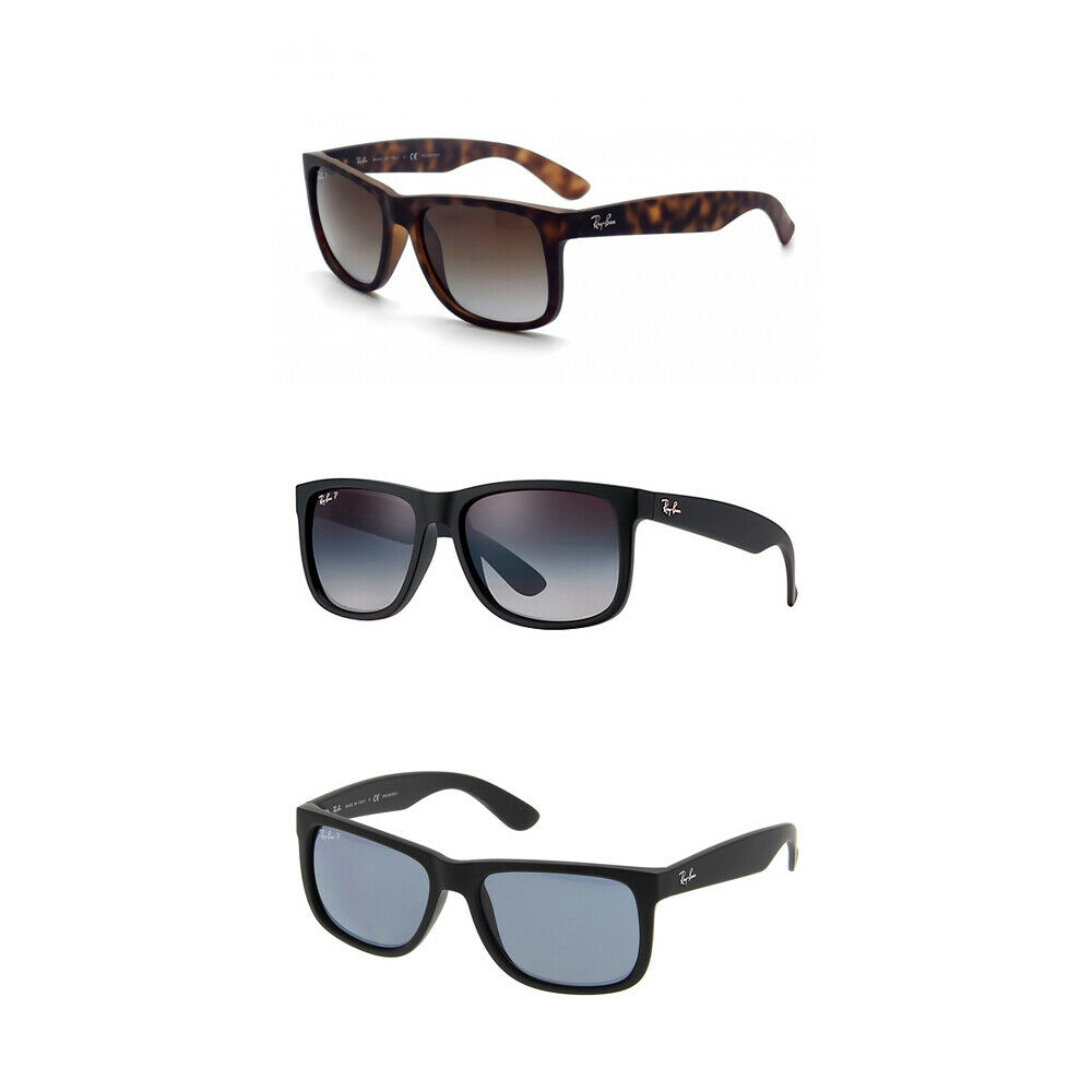 c95c8212937 Ray-Ban RB4165 Polarized Justin Classic Sunglasses - Choice of Color ...