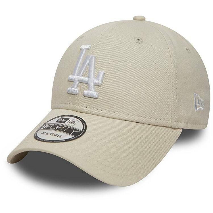 35e059b3353 Details about New Era 9FORTY MLB Los Angeles Dodgers The League Curved Peak  Hat Baseball Cap