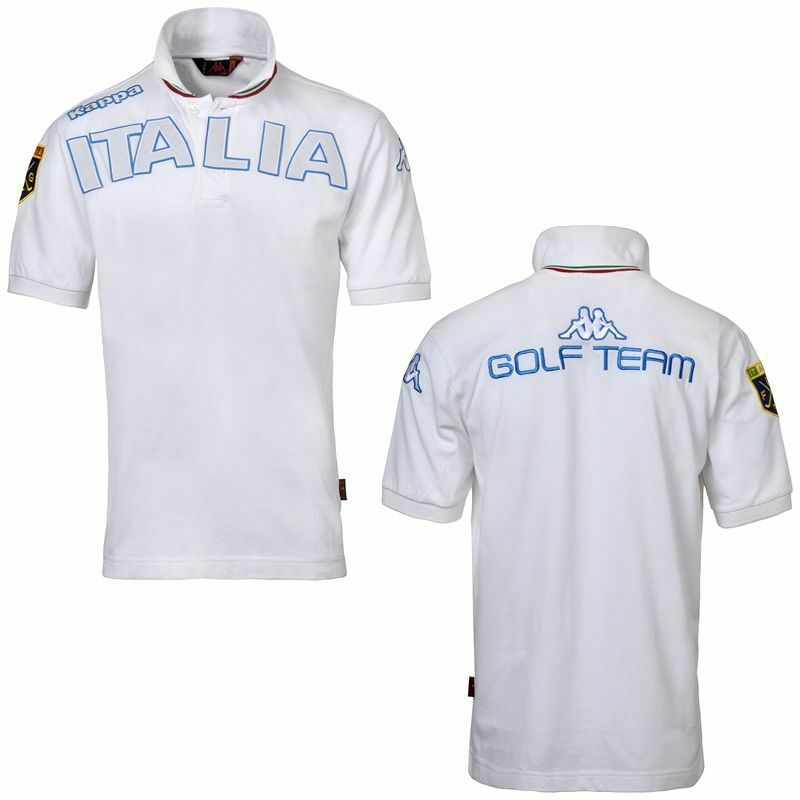 95091087c62 Details about 10403 M FIG FÉDÉRATION ITALIAN GOLF POLO EROI OFFICIAL TEAM  ITALY ITALY