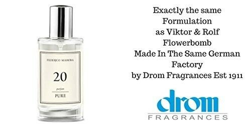 20 Pure Parfum For Her 50 Ml Fm Federico Mahora Inspired By