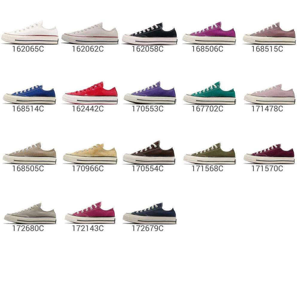 b759273416927f Details about Converse First String Chuck Taylor All Star 70s 1970 OX Men  Women Shoes Pick 1