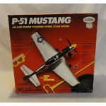 RARE! 1980 TESTORS P-51 MUSTANG GAS .049 PLANE IN STILL FACTORY SEALED IN BOX!