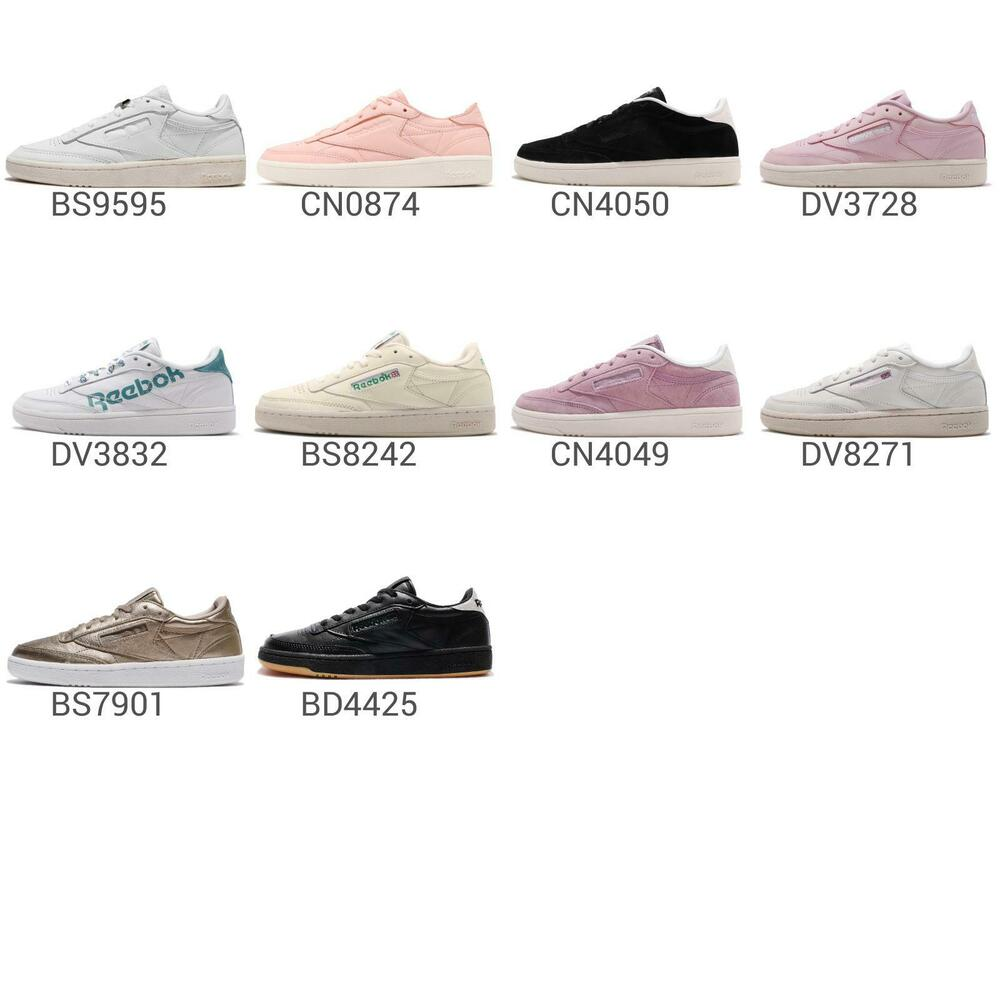 3b8702bb64ab Details about Reebok Club C 85 DCN   Archive   Hrdware Womens Classic  Lifestyle Sneaker Pick 1