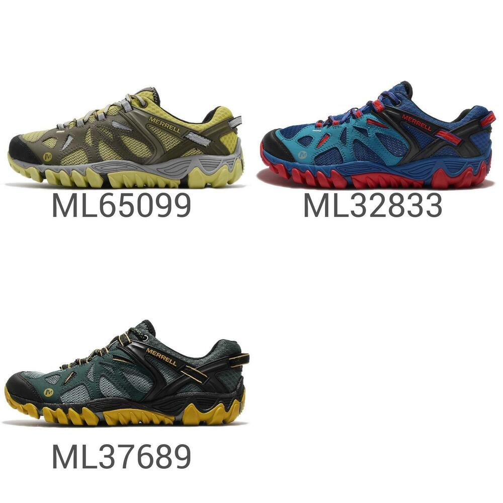 27559218e4 Details about Merrell All Out Blaze Aero Sport Vibram Mens Outdoors Hiking  Shoes Pick 1