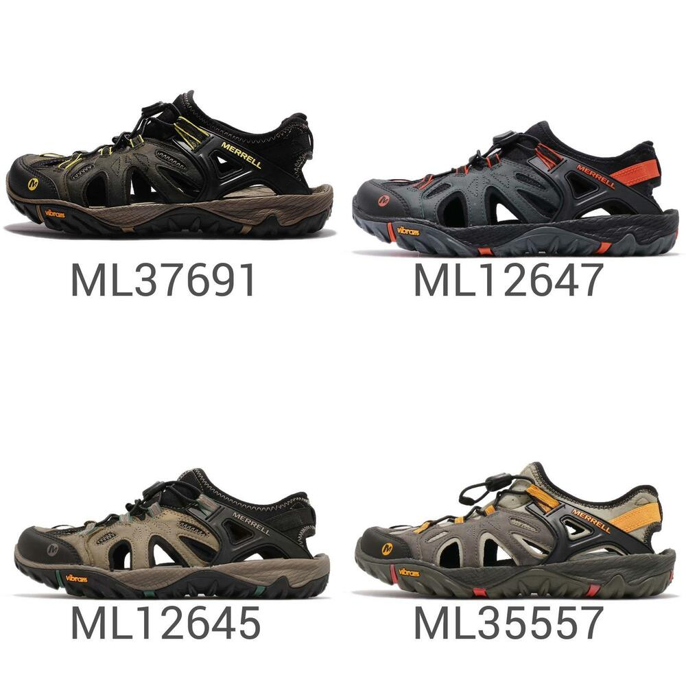 9b2337372b99 Details about Merrell All Out Blaze Sieve Mens Sandals Vibram Outdoors  Water Shoes Pick 1
