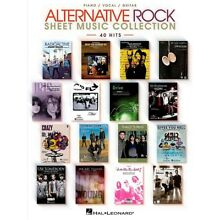 Hal Leonard Alternative Rock Sheet Music Collection Piano/Vocal/Guitar Songbook