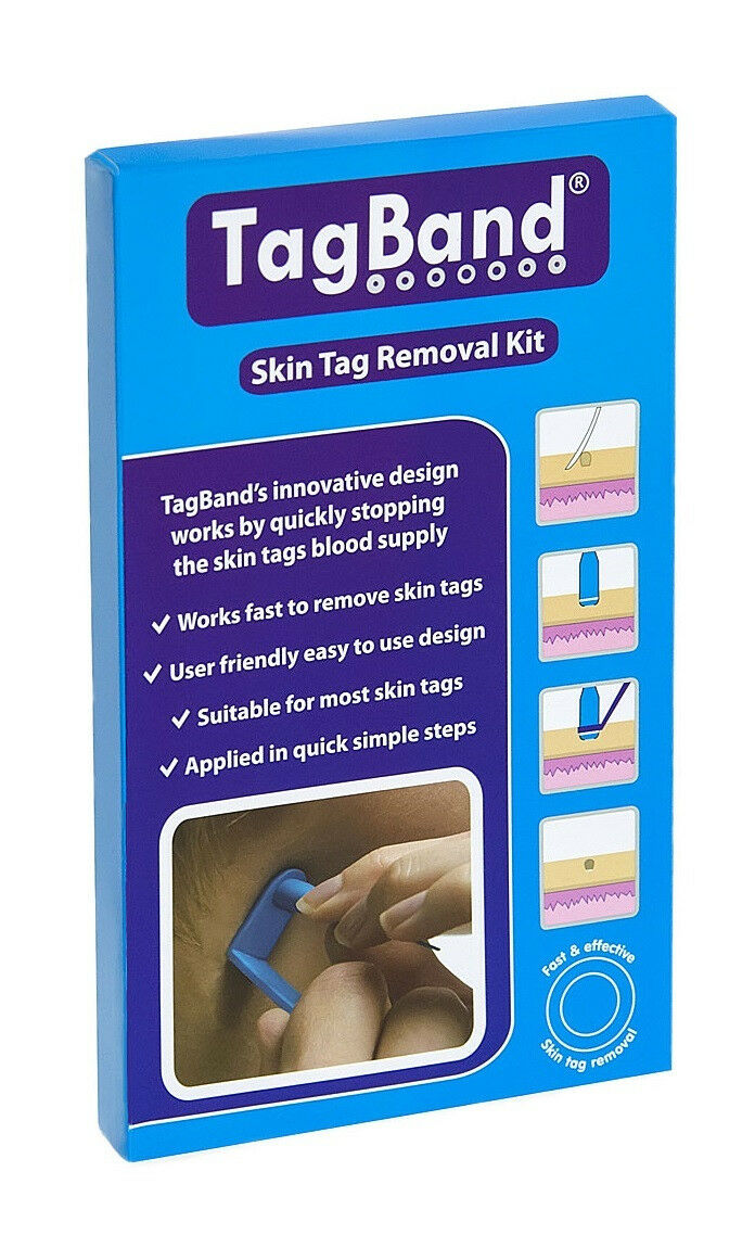 Upc 799632982913 Tagband Skin Tag Removal Device Kit For Medium