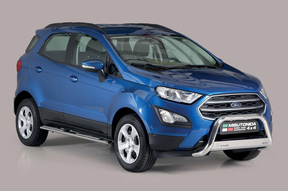 Ford Ecosport 2018 Up O 63 Mm Bull Bar Nudge Bar Ce Approved