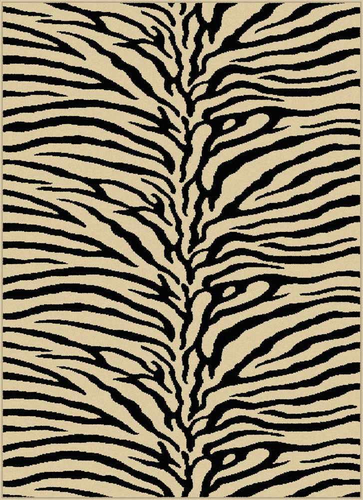 Image of: Texture Details About Ivories Exotic Skin Animal Prints Area Rug Stripes Animal Print Zebra Carpet Ebay Ivories Exotic Skin Animal Prints Area Rug Stripes Animal Print