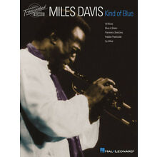 Miles Davis Kind of Blue Jazz Trumpet Sheet Music Intermediate-Advanced Book NEW