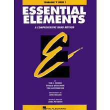 Essential Elements Book 1 for Trombone Band Method Beginner Music Lessons NEW