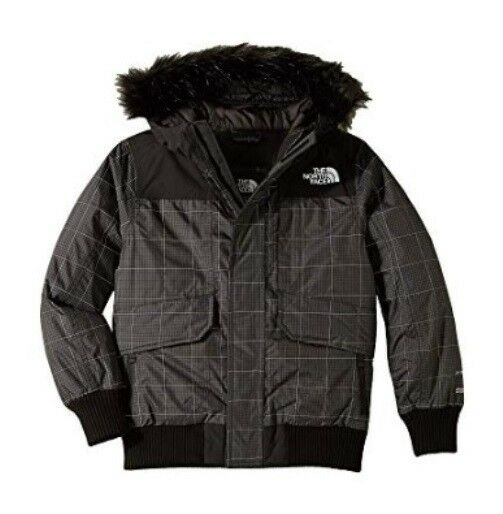 8b30597d760a The North Face Toddler Boys GOTHAM JACKET 550 Down Coat Black ...