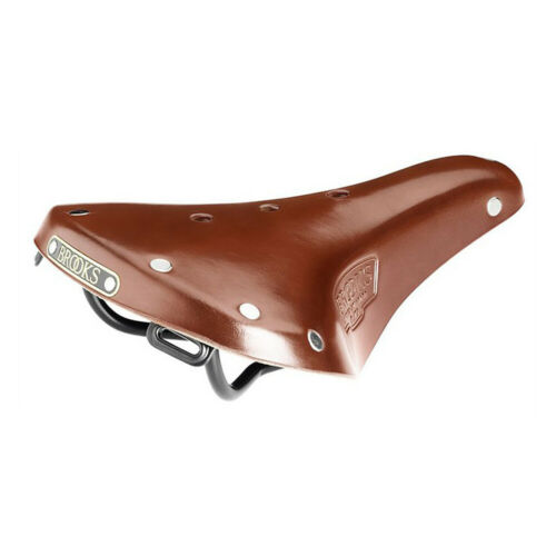 Brooks B17 Standard S Womens Saddle BROWN Leather B-17