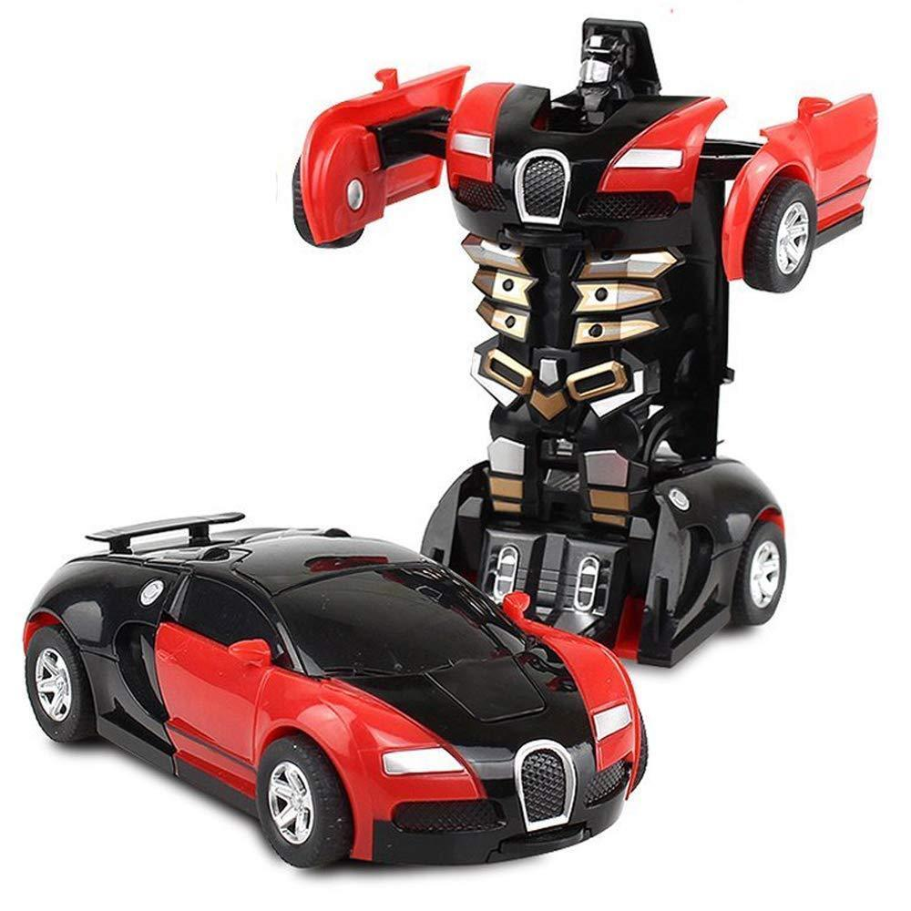 Toys For Boys Robot Transformers Car Kids Toddler Cool Toy