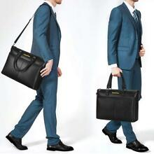 Briefcases Men 15.6 inch Laptop Bag,Work Business Travel Computer Bags