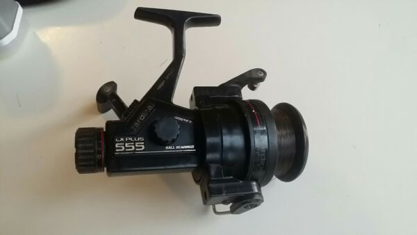 VINTAGE ABU GARCIA CARDINAL 555xl plus fishing reel