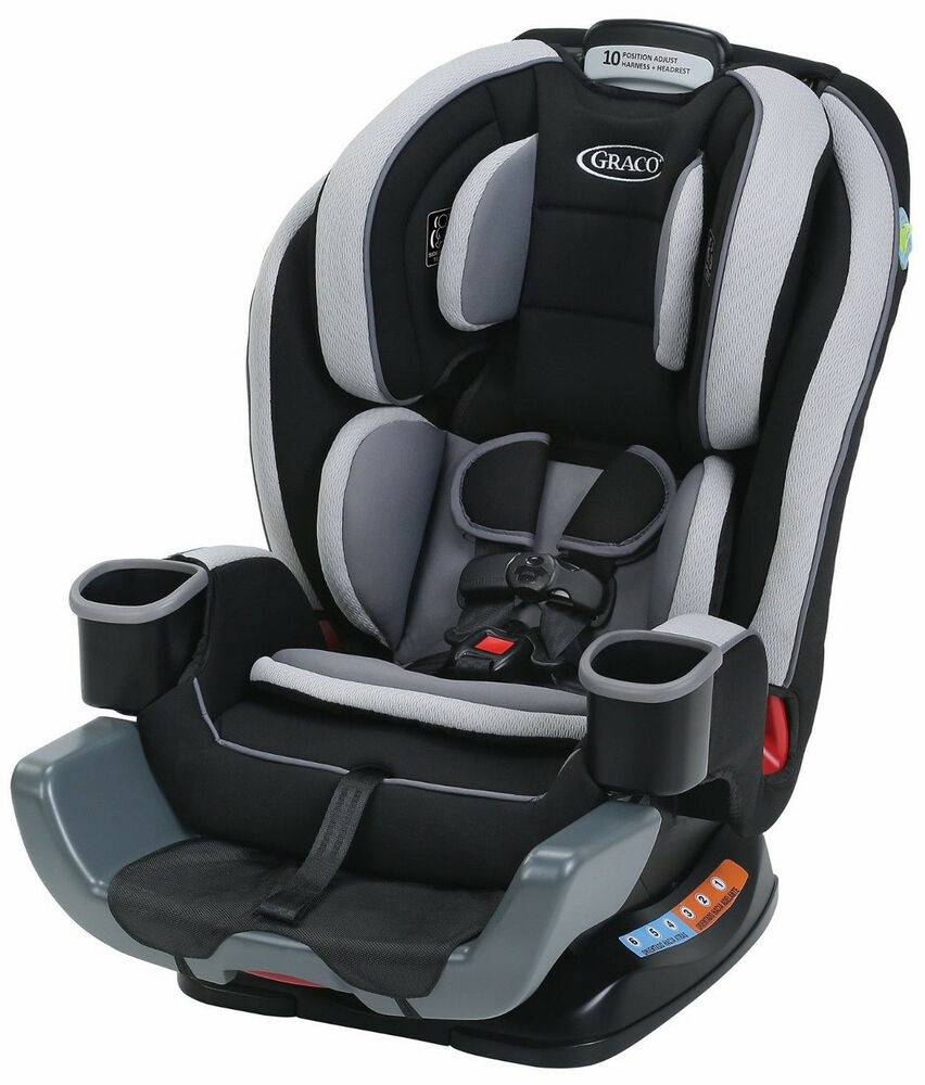 Graco Baby Extend2fit 3 In 1 Convertible Car Seat Booster