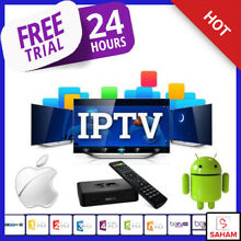 12 MONTHS IPTV SUBSCRIPTION FOR 5000+ Channels, VOD, Series, Adults.. 24H FREE