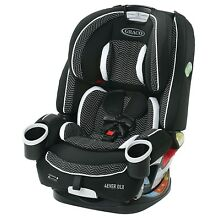 Graco Baby 4Ever DLX 4-in-1 Car Seat Infant Child Safety Zagg NEW 2019
