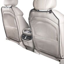 Set of Two Plastic Car Seat Back Protector