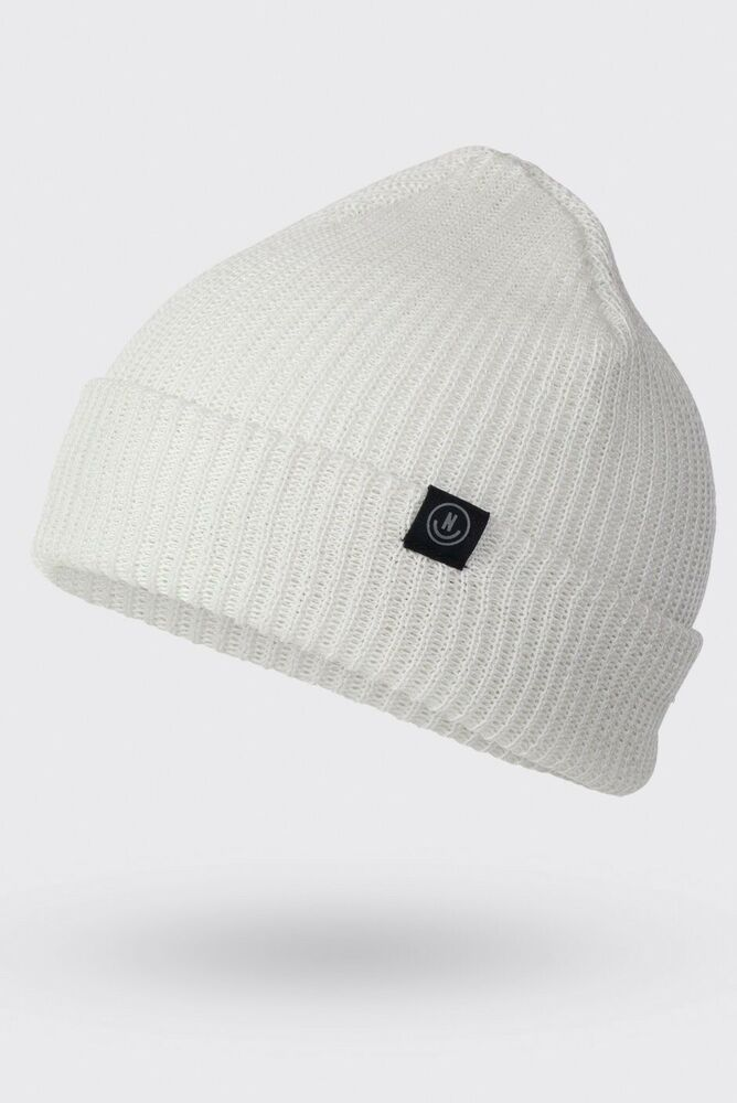 fdae97a84aa8d Details about New 2019 NEFF Nightly Serge Beanie White Glow in the Dark