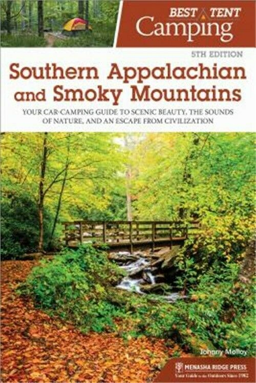 Best Tent Camping: Southern Appalachian and Smoky ...