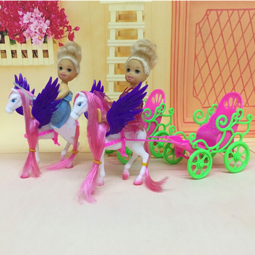 1Set Dolls Carriage Accesories For s Dolls Baby Decorations Play House Toy NIUS